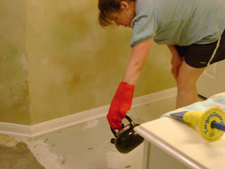 How To Remove Linoleum From Concrete