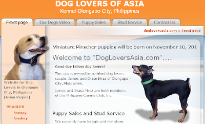 dog for sale philippines