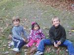 Davis, Madi,& Sam