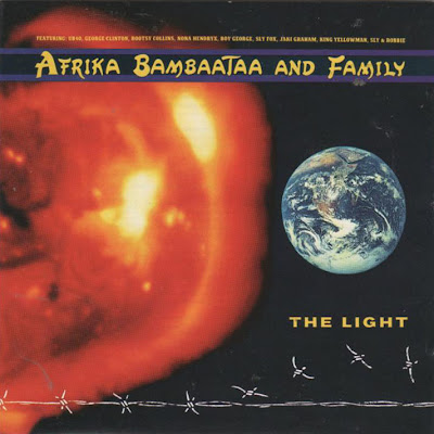 Afrika Bambaataa & Family - The Light (1988)