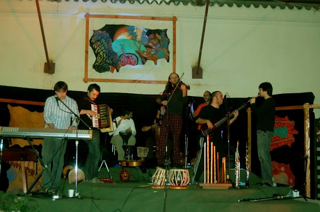 Fractal en San Bernardo, Casa de la Cultura