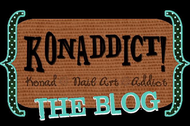 KONADDICT:Konad Nail Art Addict...KONAD TUTORIALS
