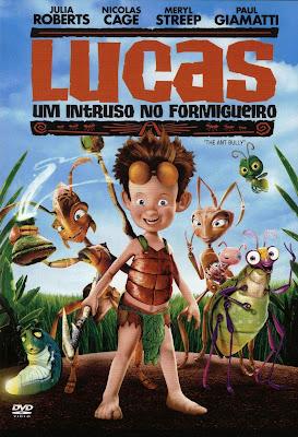 Lucas - Um Intruso no Formigueiro