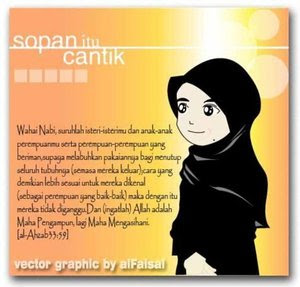 Gambar + Untaian kata Mutiara untuk wanita/Muslimah Sholehah | Sang ...