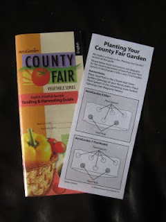 county fair seed kit