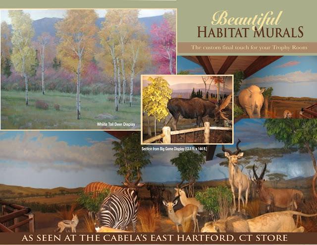 Habitat Mural Design