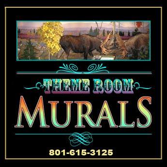 Theme Room Murals