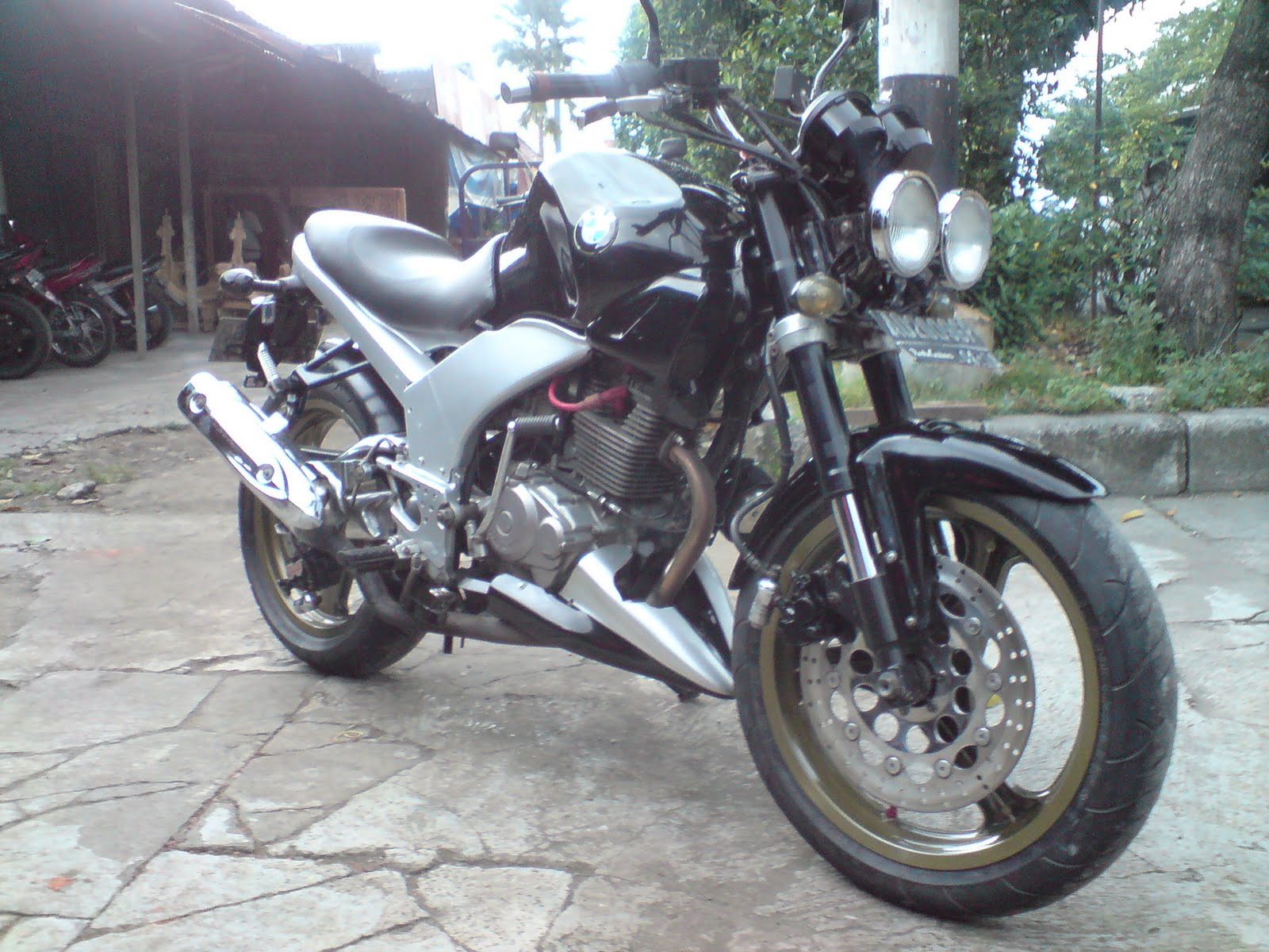 TIGER MODIF BUELL title=