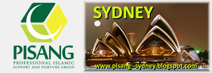 Professional Islamic Support And Nuture Group (PISANG) - Sydney