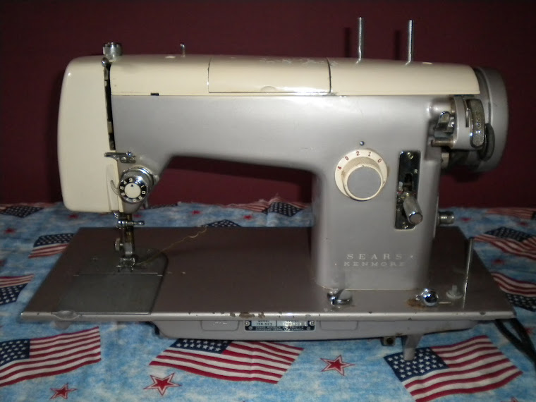 Sears Kenmore Model 158.523