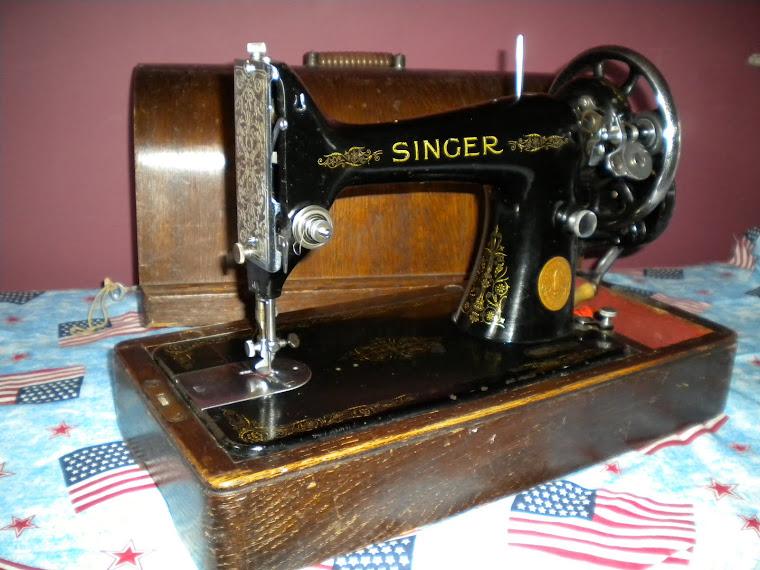 1933 Singer 99K