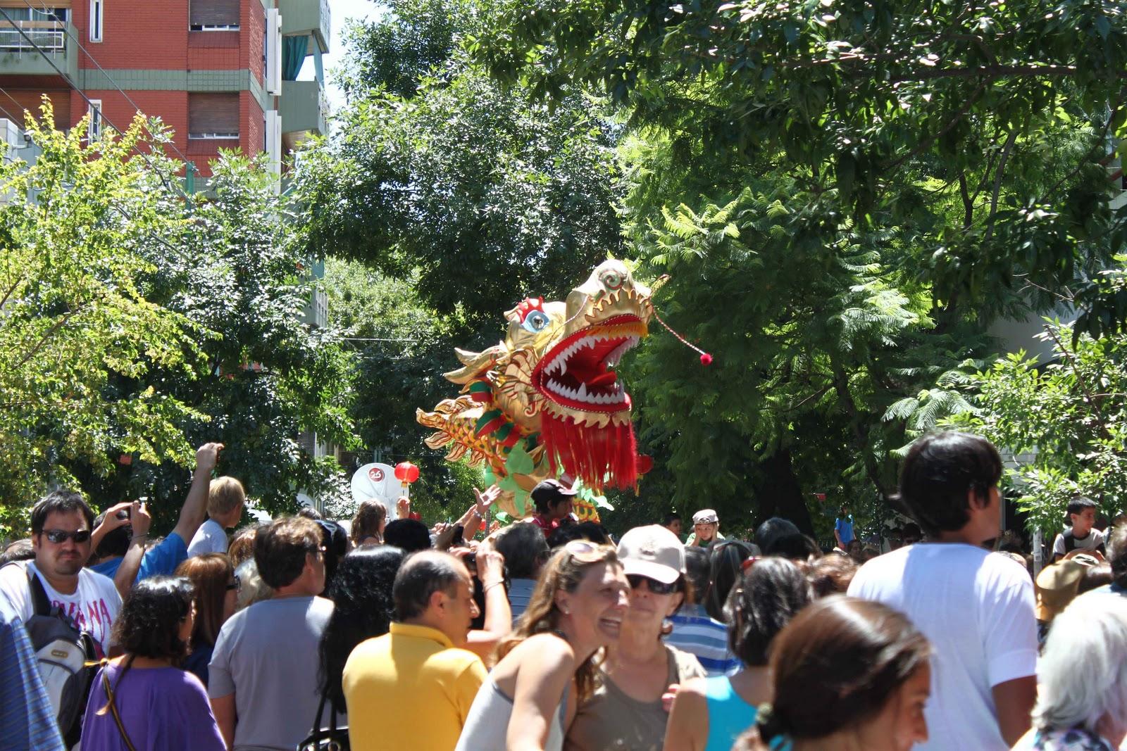 La Guerrilla Culinaria: Año Nuevo Chino - Barrio Nuevo Chino