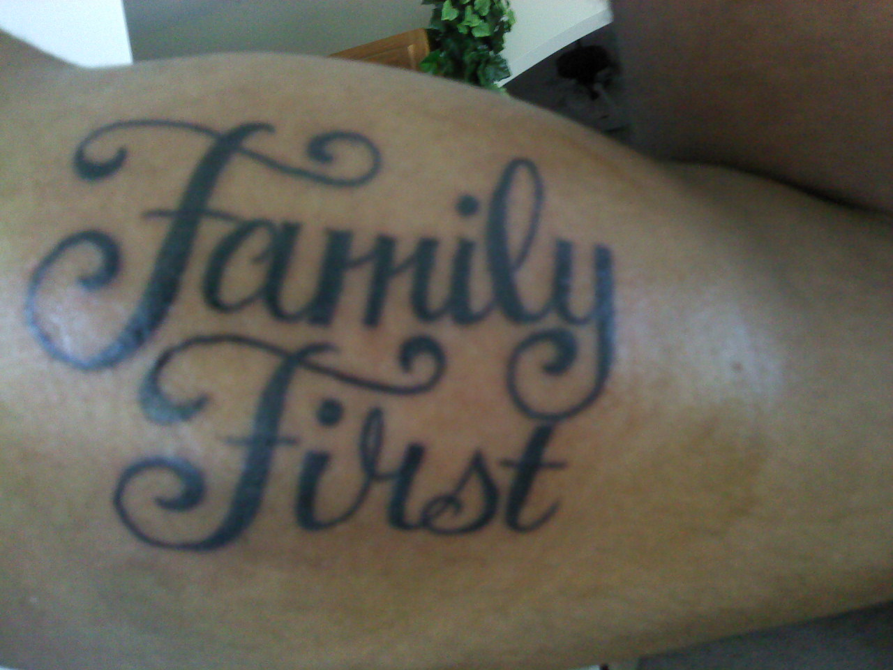 Tattoos with meaning of family