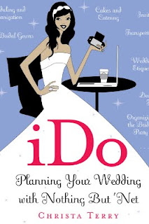 Internet wedding planning book cover