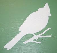 blank cardinal