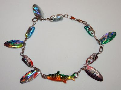 Fishing Anklet