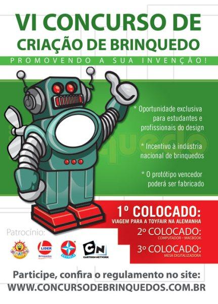 Professor edu concurso de brinquedos for Concurso profesor