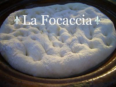 focaccia, rome en images, italie