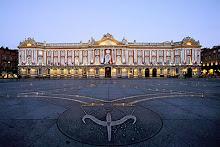 La Place du Capitole à Toulouse