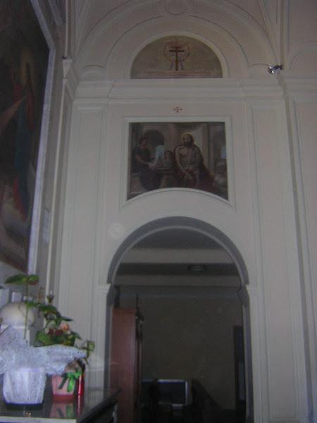 La Prima Tappa Della Via Crucis