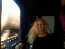 Riding the Coast Starlight Train