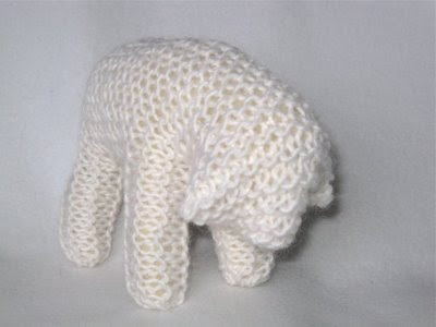 Ithaca Waldorf Handwork More Cute Knit Lamb Or Sheep