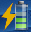 battery charge indicator