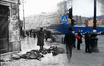 Sitio de Leningrado (Larenkov)