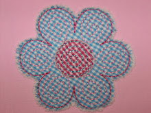 Raggy Flower ~ Embroidery Boutique