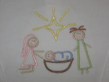 Embroidery.com Nativity