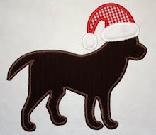 AC Santa Dog