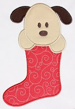 Puppy Stocking