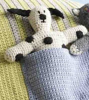 Free dog crochet pattern