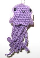 Free amigurumi jellyfish crochet pattern