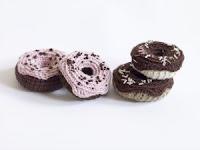 Free crochet amigurumi doughnut pattern