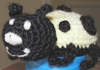 Free amigurumi ladybug crochet pattern
