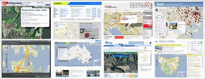 examples of Australian sites