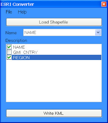 Csv to shapefile converter for Kmz to dxf