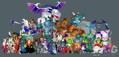 Cute Dota Characters
