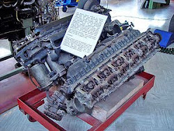 Motor 12 cilindros en V