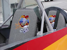 "My RV4 Seats ""The Last Laugh"""