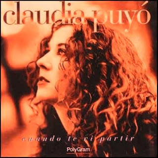 Claudia Puy - Cuando Te Vi Partir (1994)