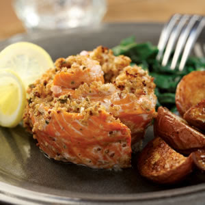 Salmon Pinwheels Recipes