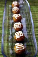 Low Fat Apricot And Almond Balls Dessert Recipes