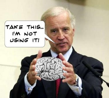 Dumb joe biden