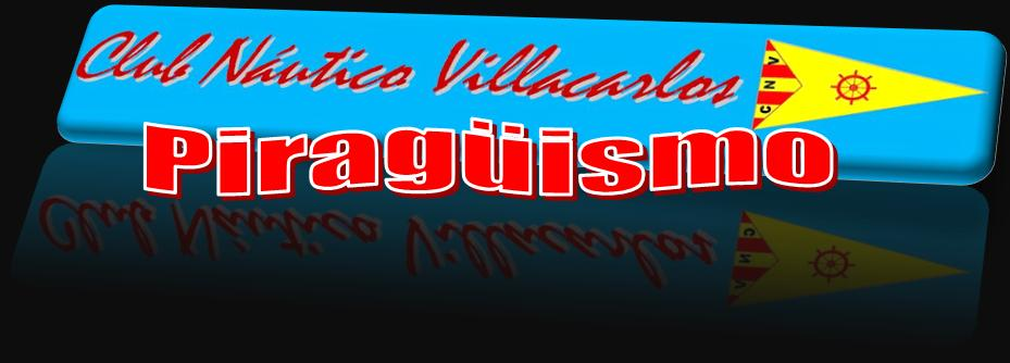 Club Náutico Villacarlos  Piragüismo