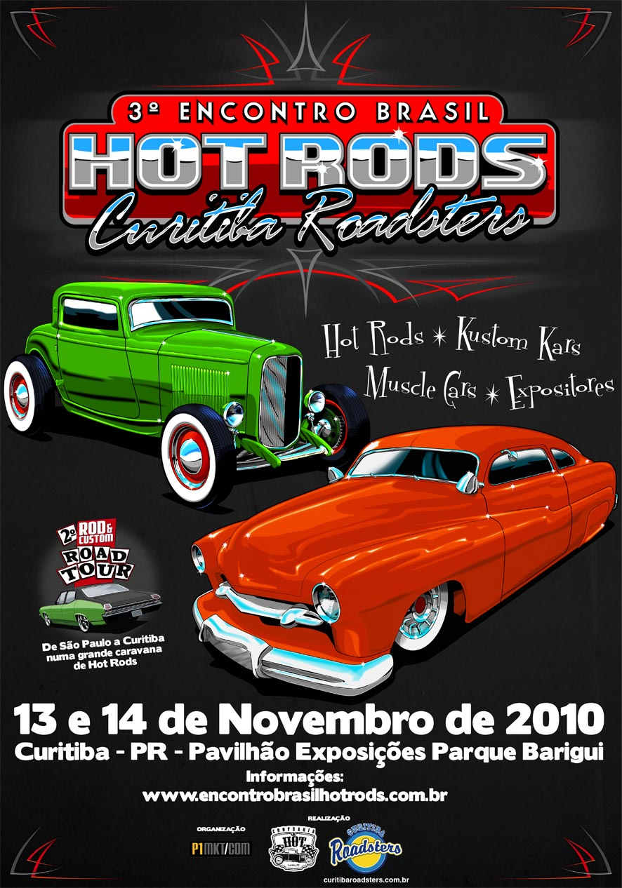 Roadsters de Hot Rods,
