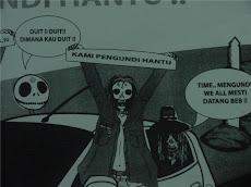 BE WARE PENGUNDI HANTU