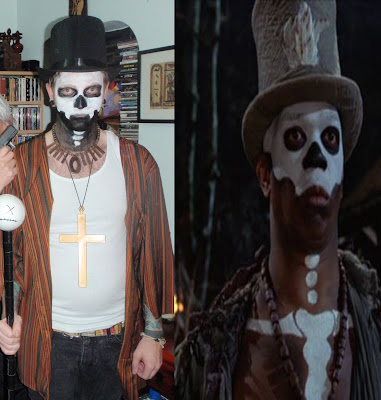 Baron Samedi Live And Let Die