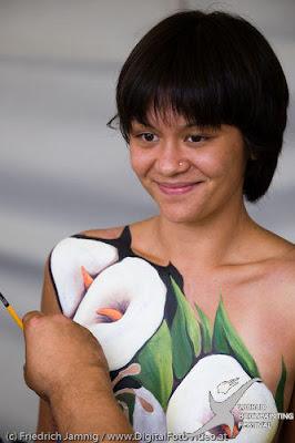 Body Painting Women